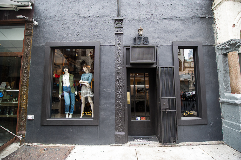 """The current location on Mulberry. Photo by <a href=""""http://danielkrieger.com"""">Daniel Krieger</a>"""