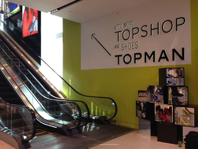 Topshop Will Cautiously Go Where Zara, Uniqlo Won't: US Malls