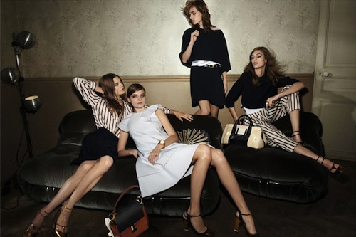 Chloé's spring/summer 2013 campaign