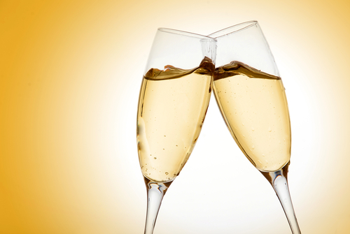 """Image via <a href=""""http://www.shutterstock.com/cat.mhtml?lang=en&amp;search_source=search_form&amp;version=llv1&amp;anyorall=all&amp;safesearch=1&amp;searchterm=champagne+glasses&amp;search_group=&amp;orient=&amp;search_cat=&amp;searchtermx=&amp;pho"""