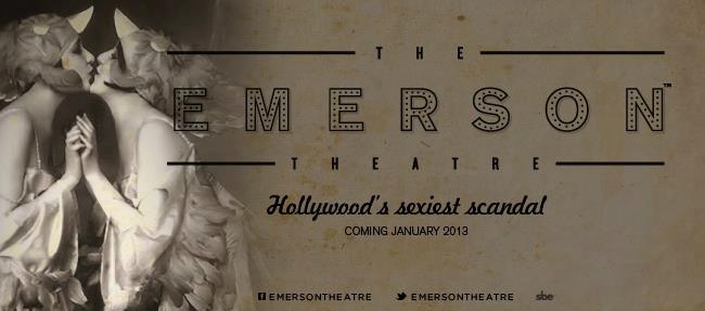 """Photo via <a href=""""http://www.facebook.com/EmersonTheatre"""">EmersonTheatre/Facebook</a>"""