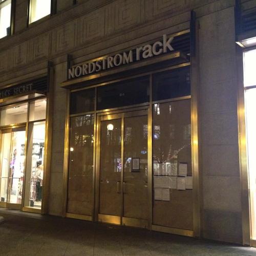 Nordstrom Rack Racked Boston