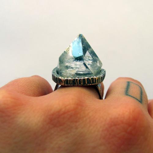 Killer ring from Lauren Passenti.