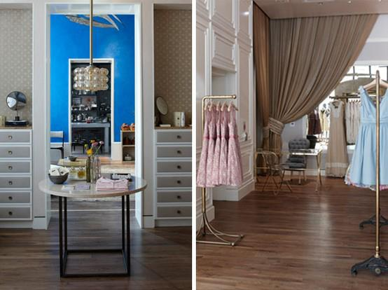 The BHLDN store in Chicago. Image credit: Facebook/BHLDN