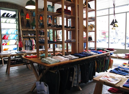 """Pilgrim Surf + Supply is Goop approved. Image via <a href=""""http://www.coolhunting.com/culture/pilgrim-surf-supply.php"""">Cool Hunting</a>"""