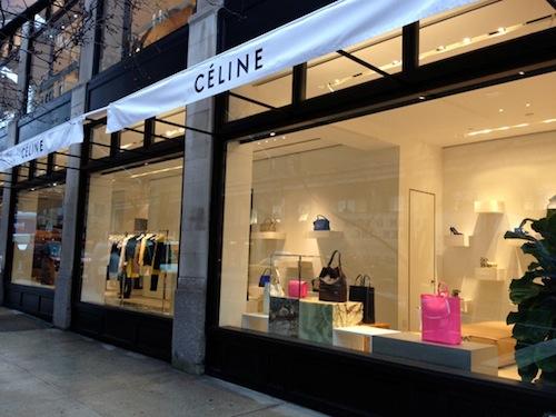 "Image via <a href=""http://theboutique411.com/celine-opens-on-madison/"">The Boutique 411</a>"