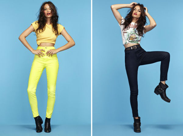 Introducing Nasty Gal jeans