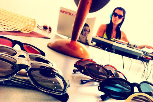 Photo courtesy of Oliver Peoples