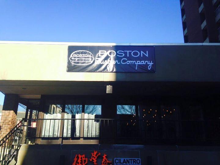 Boston Burger Company, Cambridge