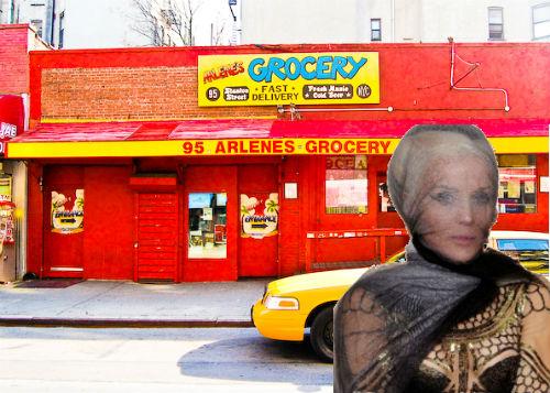 "Arlene's Grocery image via <a href=""http://www.goodbyemelbournehellonewyork.com/2009/06/10/day-114-arlenes-grocery/"">Goodbye Melbourne, Hello New York</a>"