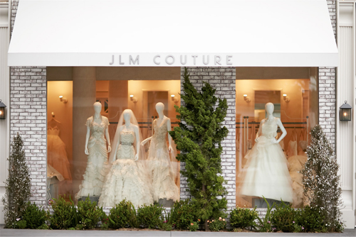 Photo courtesy of JLM Couture.