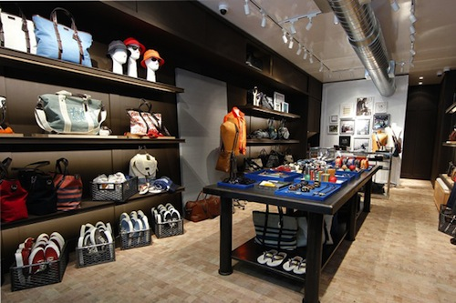 The Coach Men's Store in New York