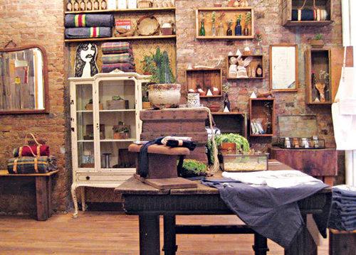 Inside new shop A Thousand Picnics