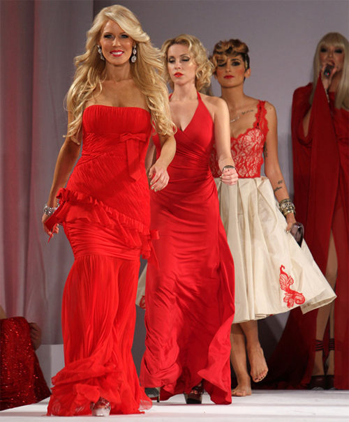 """Photo via <a href=""""http://www.wetpaint.com/real-housewives-of-beverly-hills/gallery/real-housewives-walk-the-runway-for-la-style-fashion-week-photos"""">wetpaint.com</a>."""