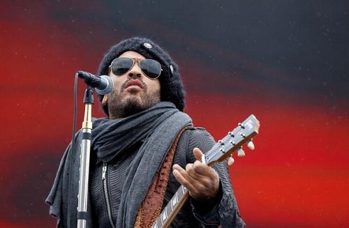 Lenny Kravitz, via Getty Images