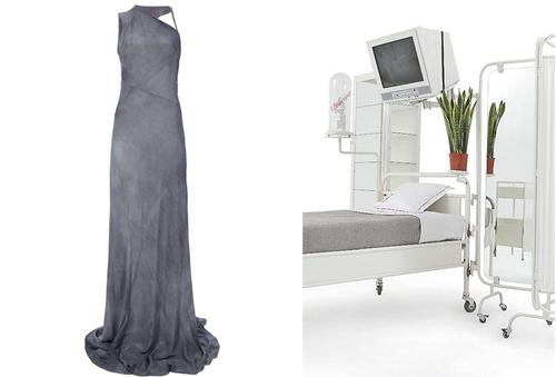 "Gown via <a href=""http://shop.afvandevorst.be/shopping/afvandevorst/dresses/item10150438.aspx"">A.F. Vandevorst</a>, pop-up image via <a href=""http://www.wwd.com/fashion-news/fashion-scoops/shop-journey-5613309?src=rss/fashion/20120206"">WWD</a>"