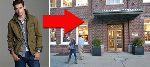 "Images via <a href=""http://www.jcrew.com/mens_category/outerwear/cotton/PRDOVR~37001/37001.jsp"">J.Crew</a> and <a href=""http://tribecacitizen.com/2012/01/12/crewcuts-surprise/"">Tribeca Citizen</a>"