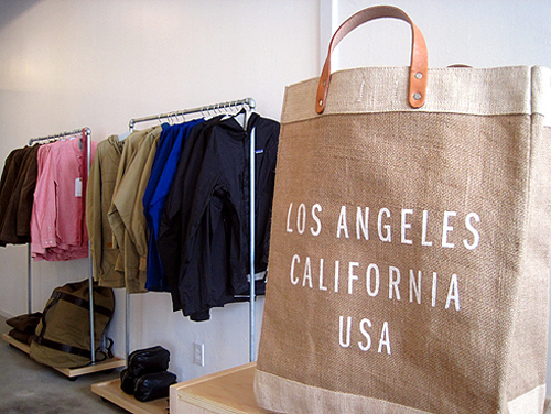 """Photo via <a href=""""http://brighamyen.com/2011/11/30/apolis-common-gallery-flagship-boutique-now-open-in-the-arts-district-in-downtown-los-angeles/"""">Brigham Yen</a>"""