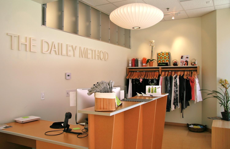 The Dailey Method Studio in San Francisco