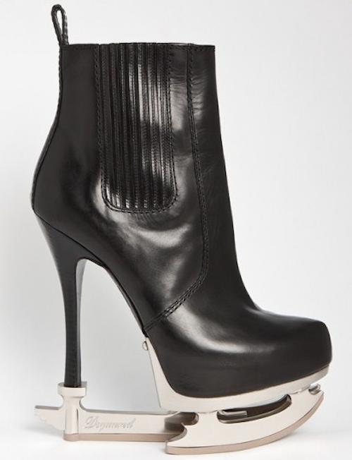 "The Skate Moss. How punny. Image via <a href=""http://www.highsnobette.com/news/2011/10/27/dsquared2-skate-moss-boots-have-arrived/"">High Snobette</a>"