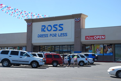The Ross Dress For Less in Albuquerque