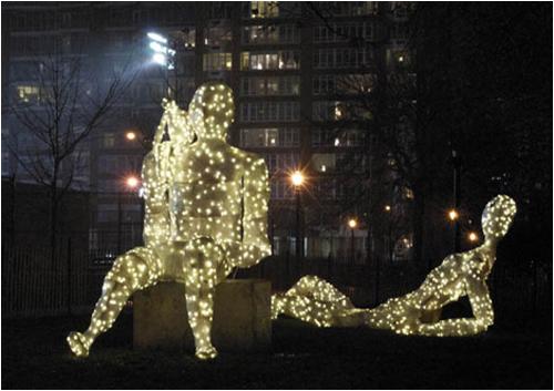 """The bazaar will include sculpture installations by <a href=""""http://jasonkrugman.com/"""">Jason Krugman</a>"""