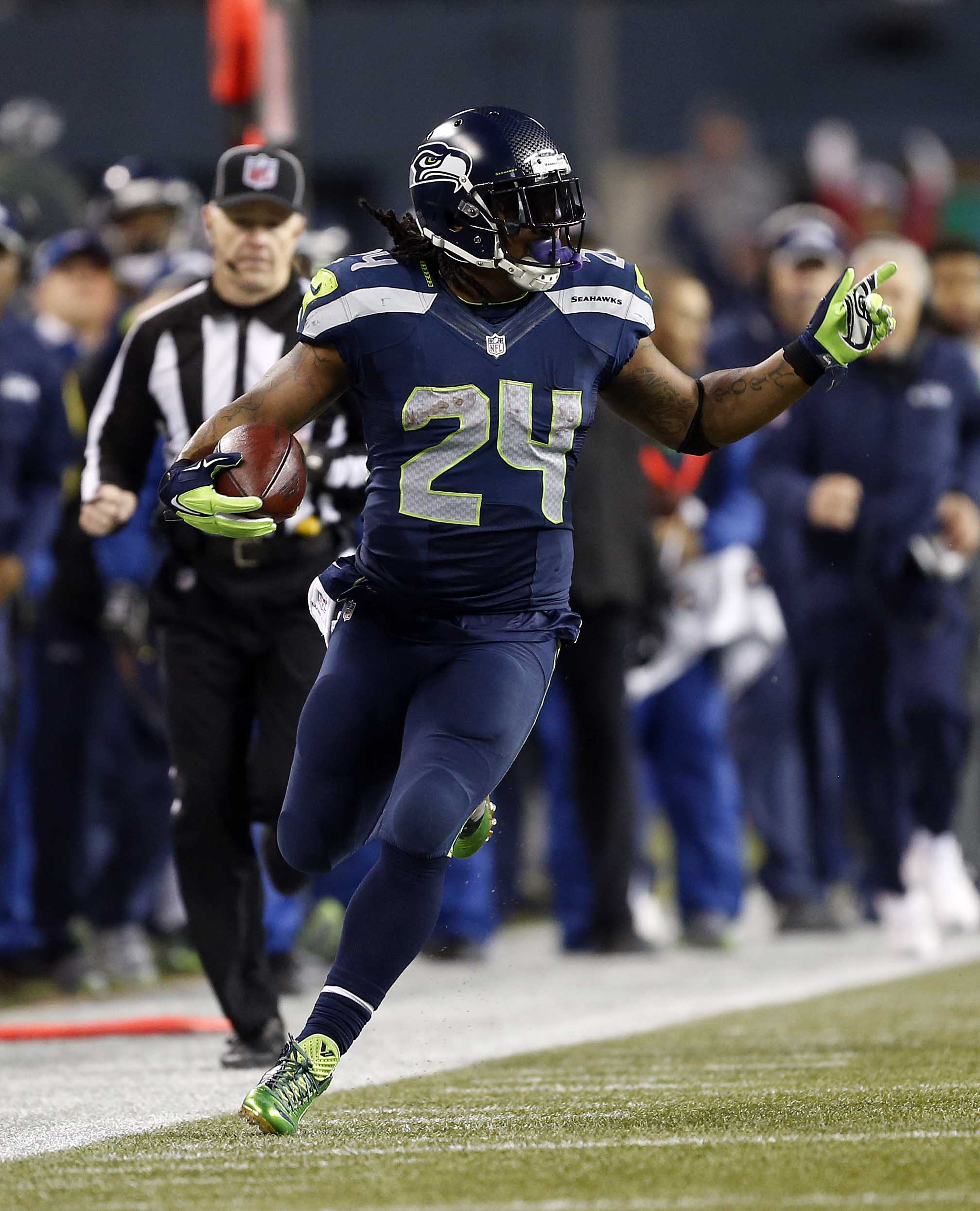 Seahawks now want to re-sign Marshawn Lynch, according to report