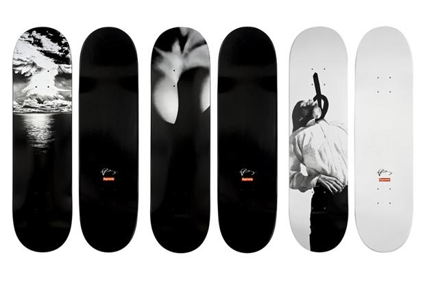 "Image via <a href=""http://hypebeast.com/2011/04/robert-longo-for-supreme-skateboards/"">Hypebeast</a>"