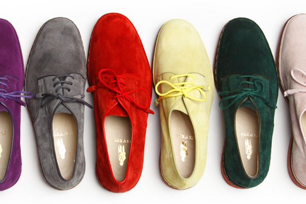 """Spring shoes from Jay Kos via <a href=""""http://hypebeast.com/2010/01/jay-kos-2010-spring-footwear-collection"""">Hypebeast</a>"""