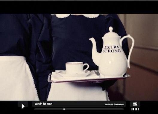 16fb3d46a4f7 Sneak Peek  Lanvin Hearts H M Fashion Show Trailer at Zet Fashion