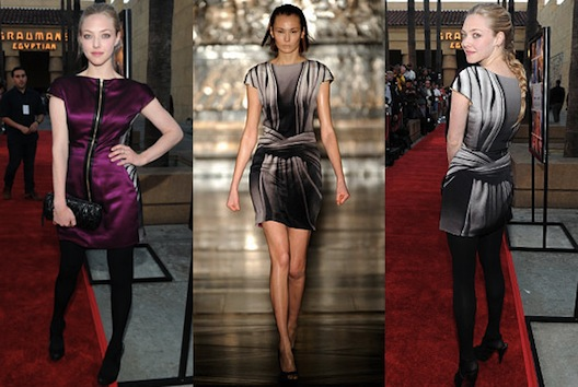 "No. Just no. Image via <a href=""http://nymag.com/daily/fashion/2010/04/amanda_seyfreid_wore_her_cockt.html"">The Cut</a>."