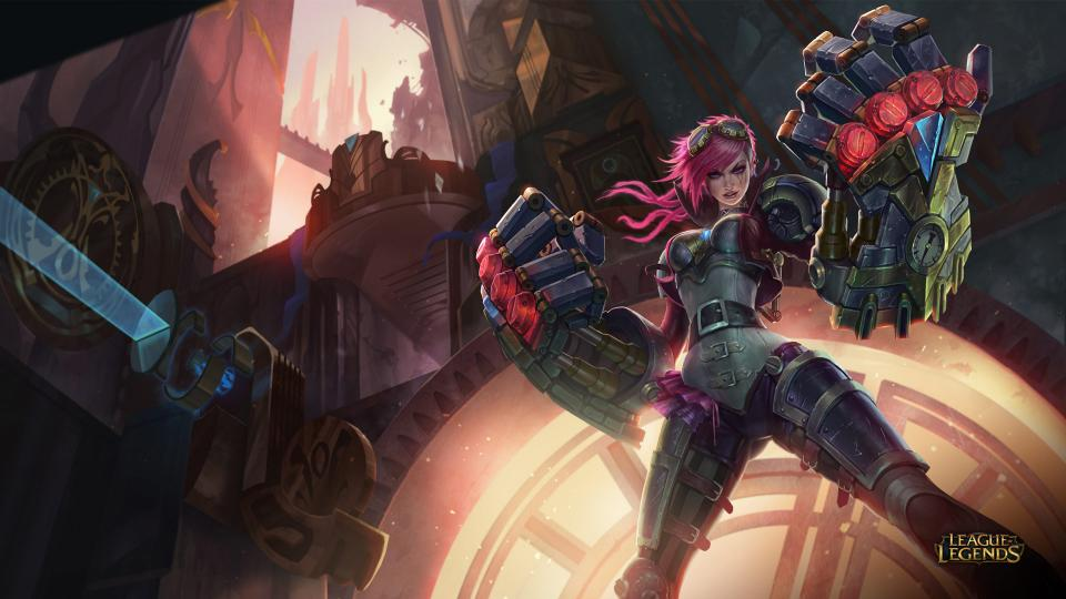 Nemesis draft is coming to League of Legends