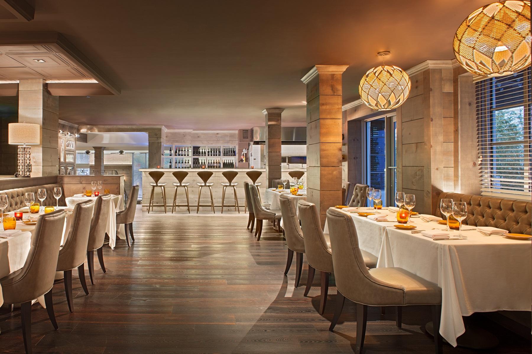 New York Based Ldv Hospitality S Dolce Italian Heading To The Frey Hotel Eater Chicago
