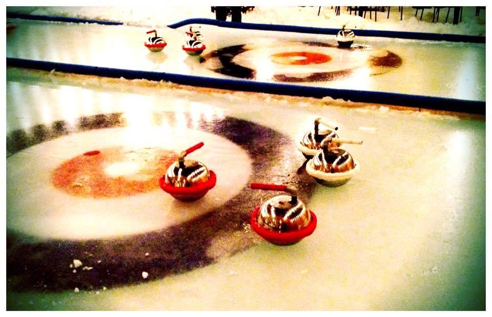Kaiser Tiger's curling rinks