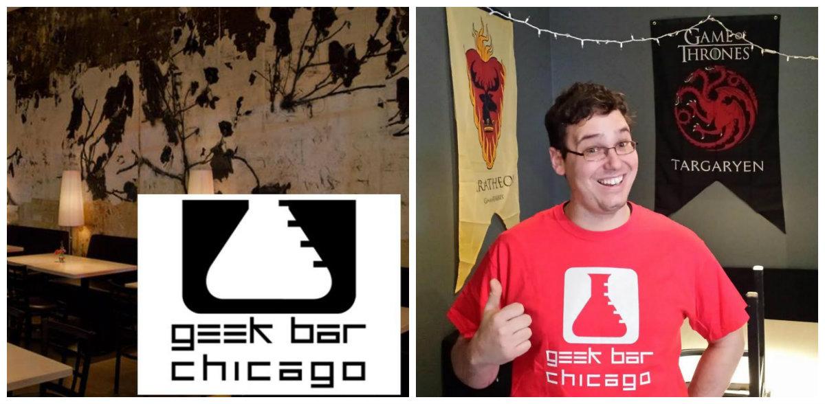 Geek Bar / Joshua Mutchnick