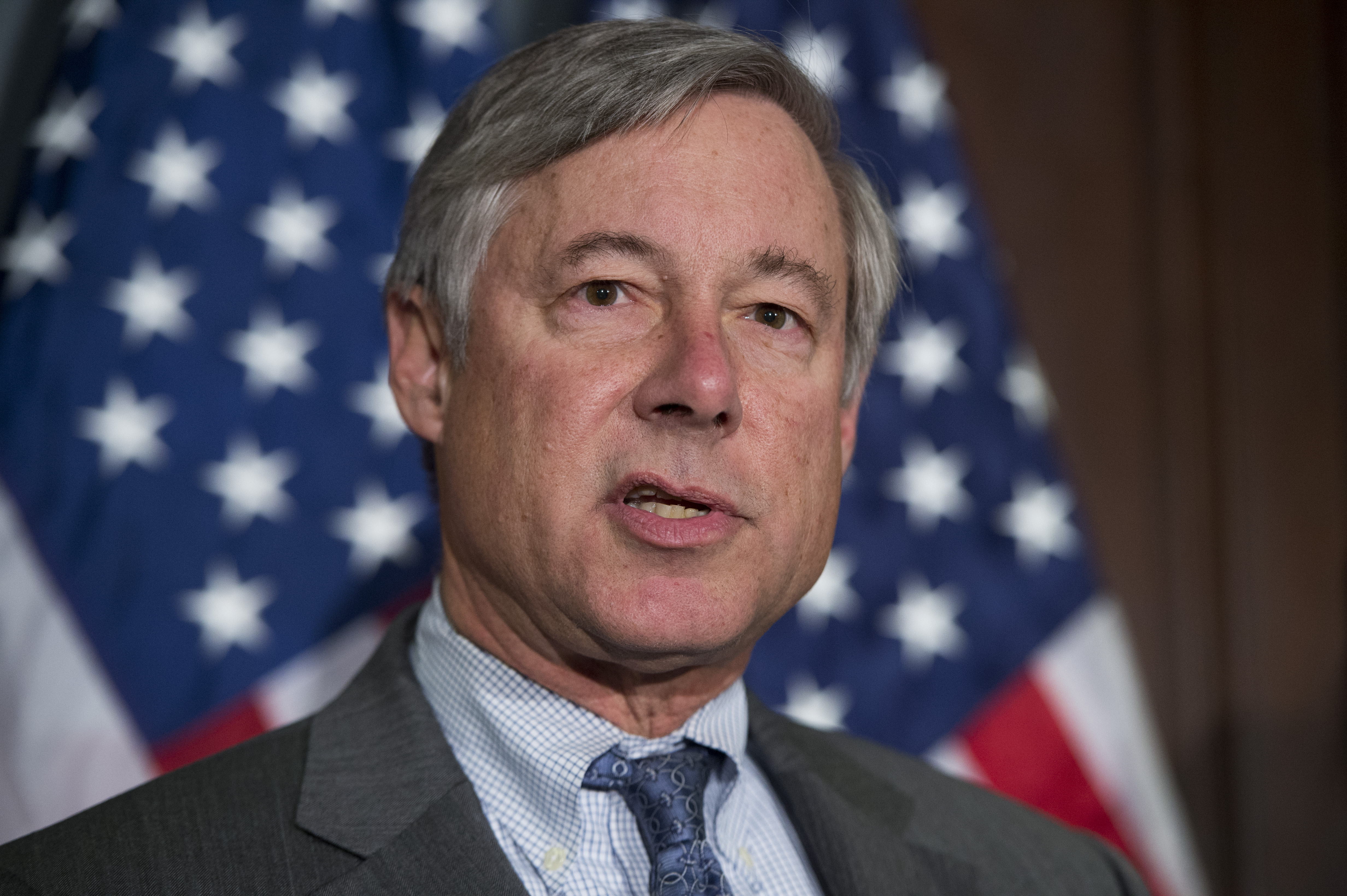 """Rep. Fred Upton (R-MI), who once called network neutrality a """"solution in search of a problem,"""" is now sponsoring network neutrality legislation."""