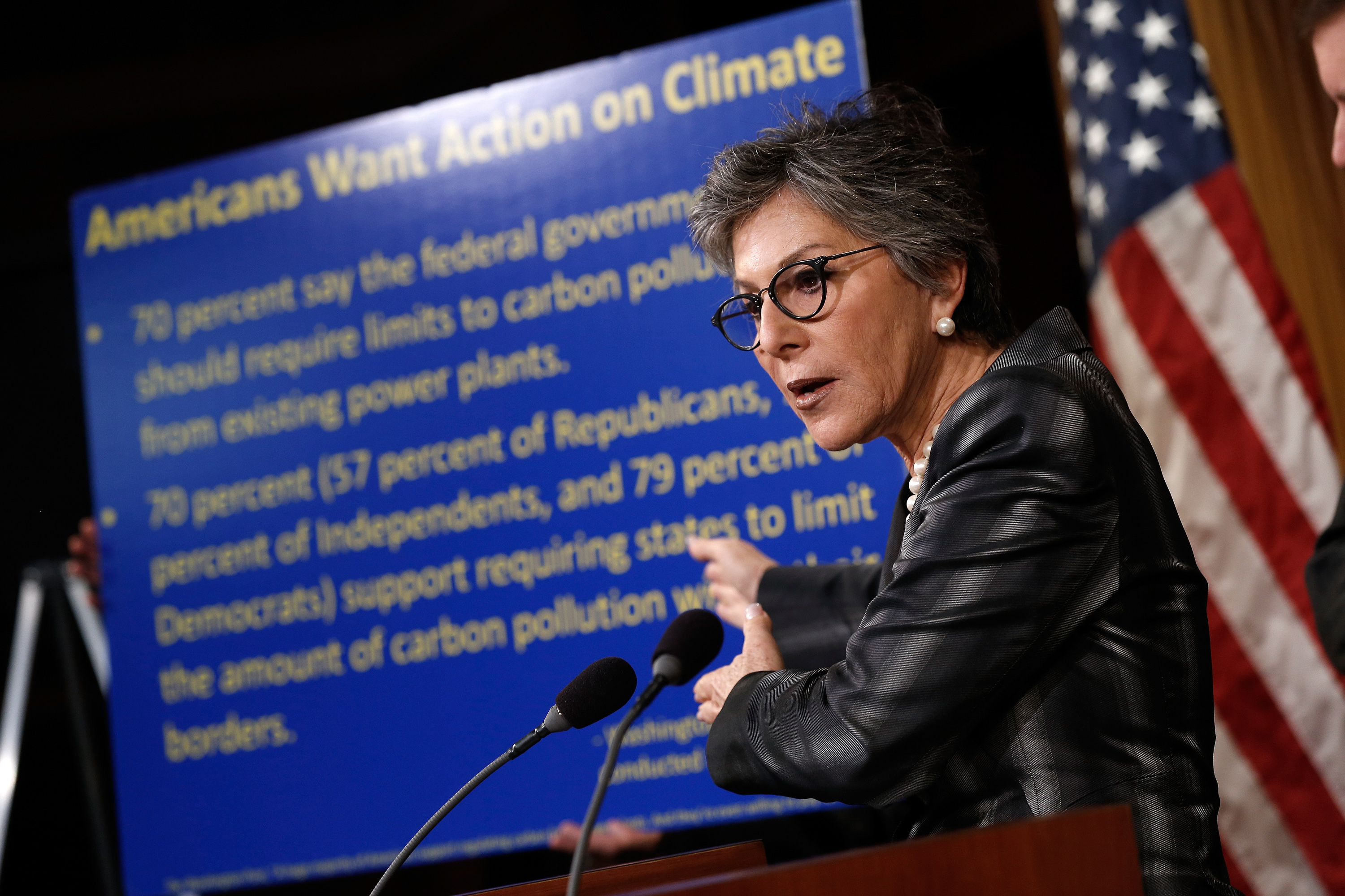 US Senate agrees that climate change is real in a 98 to 1 vote