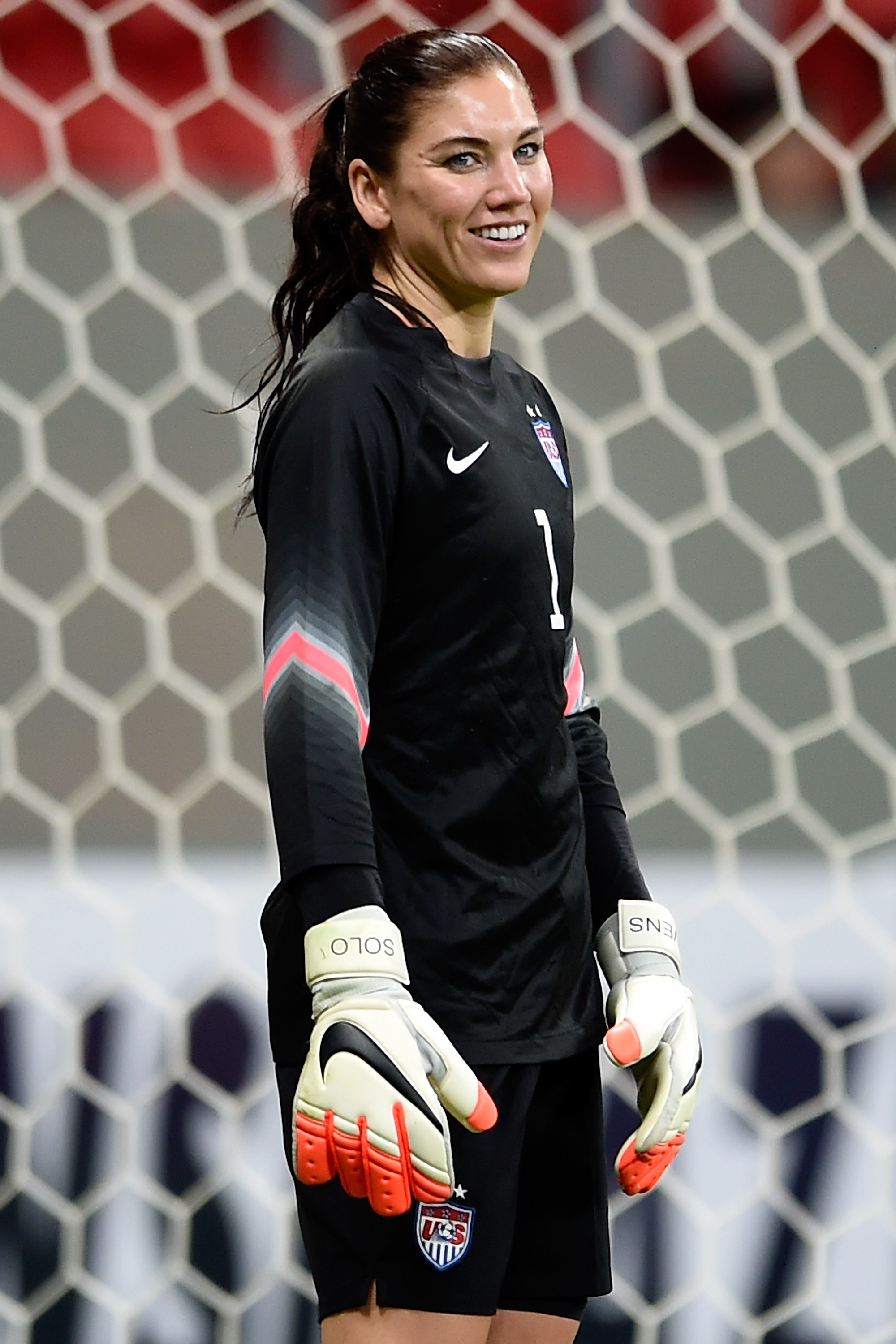 Hope Solo reportedly let her husband drive a USWNT team car while drunk