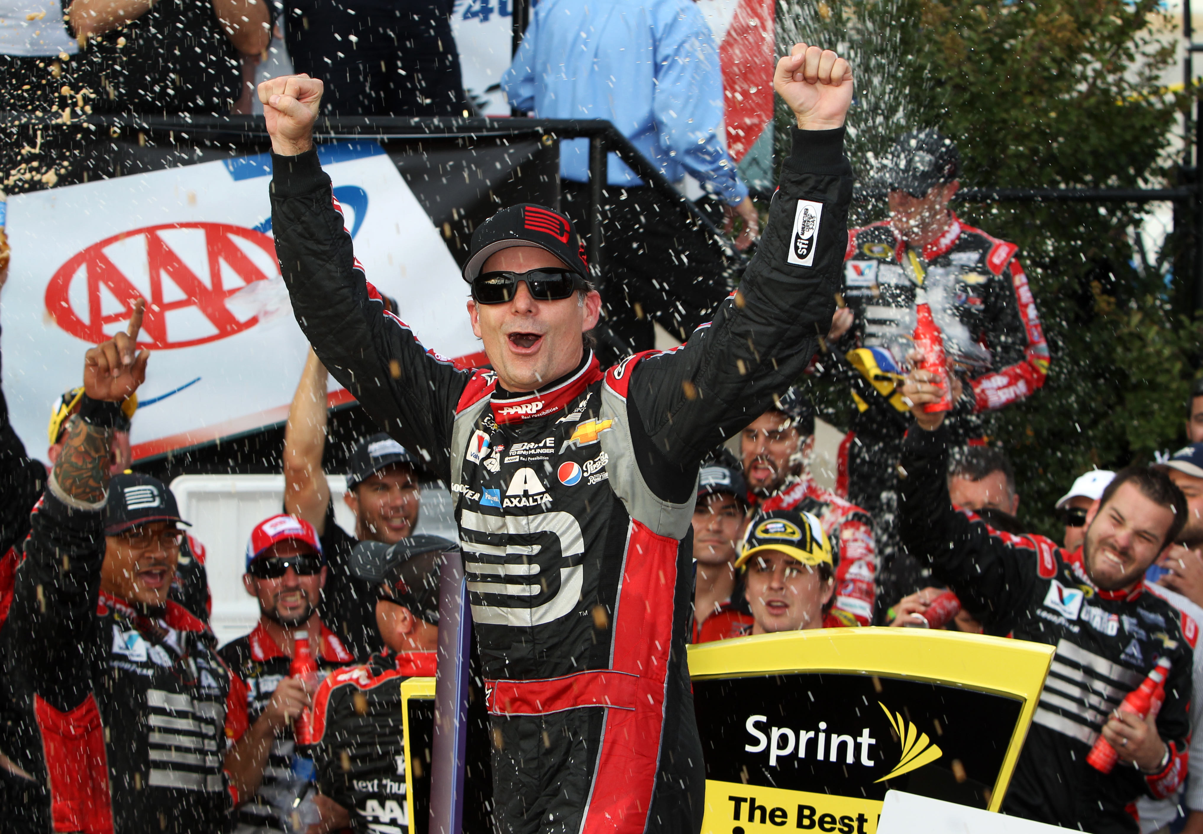Top moments of Jeff Gordon's 23-year career