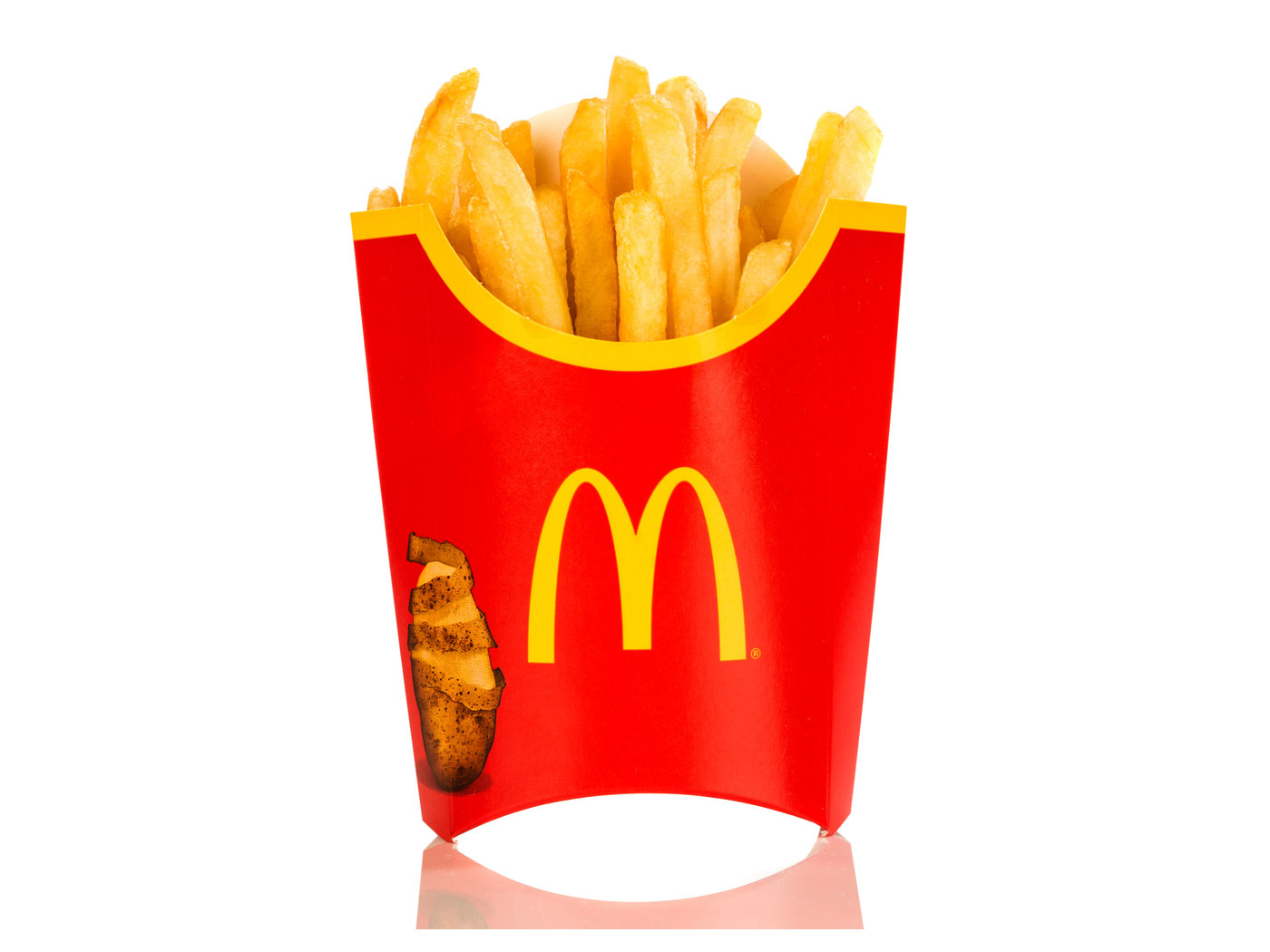 McDonald's U.S. Fries Have Three Times as Many Ingredients as Those in the UK
