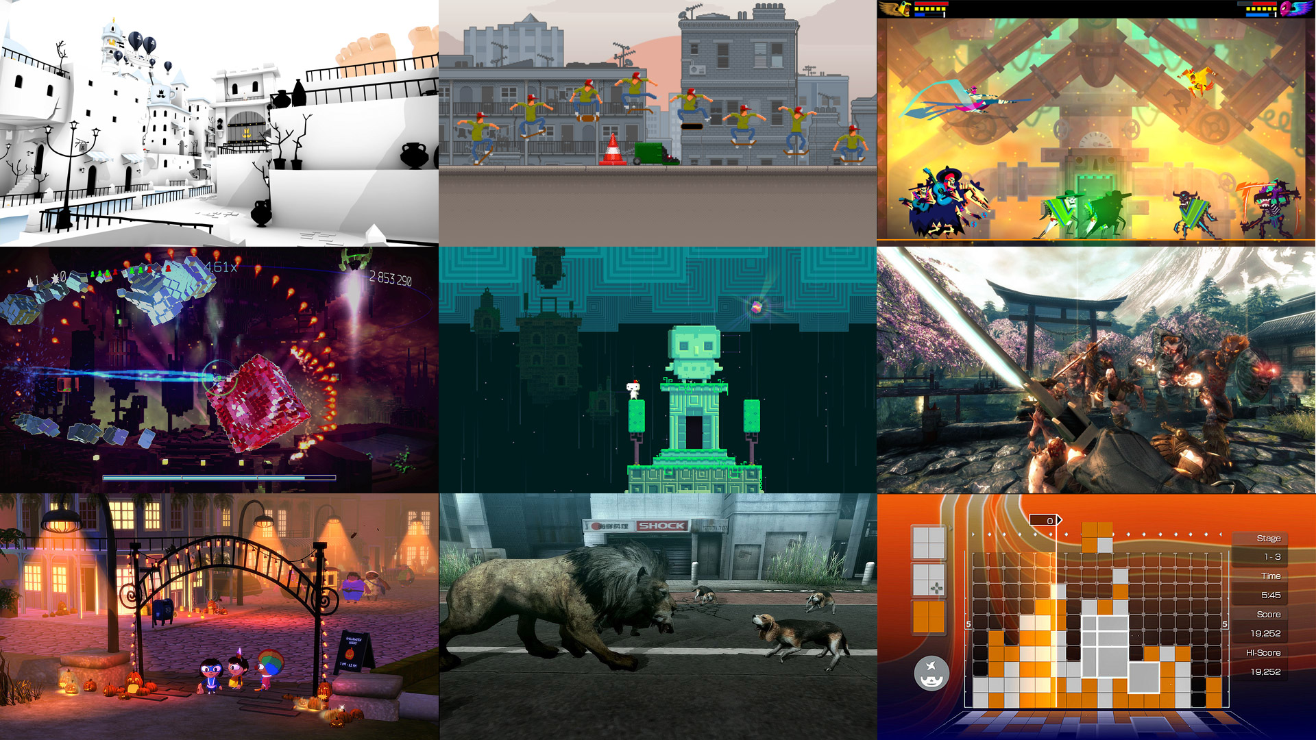 PlayStation's weekend-long flash sale means a ton of great, cheap indie games