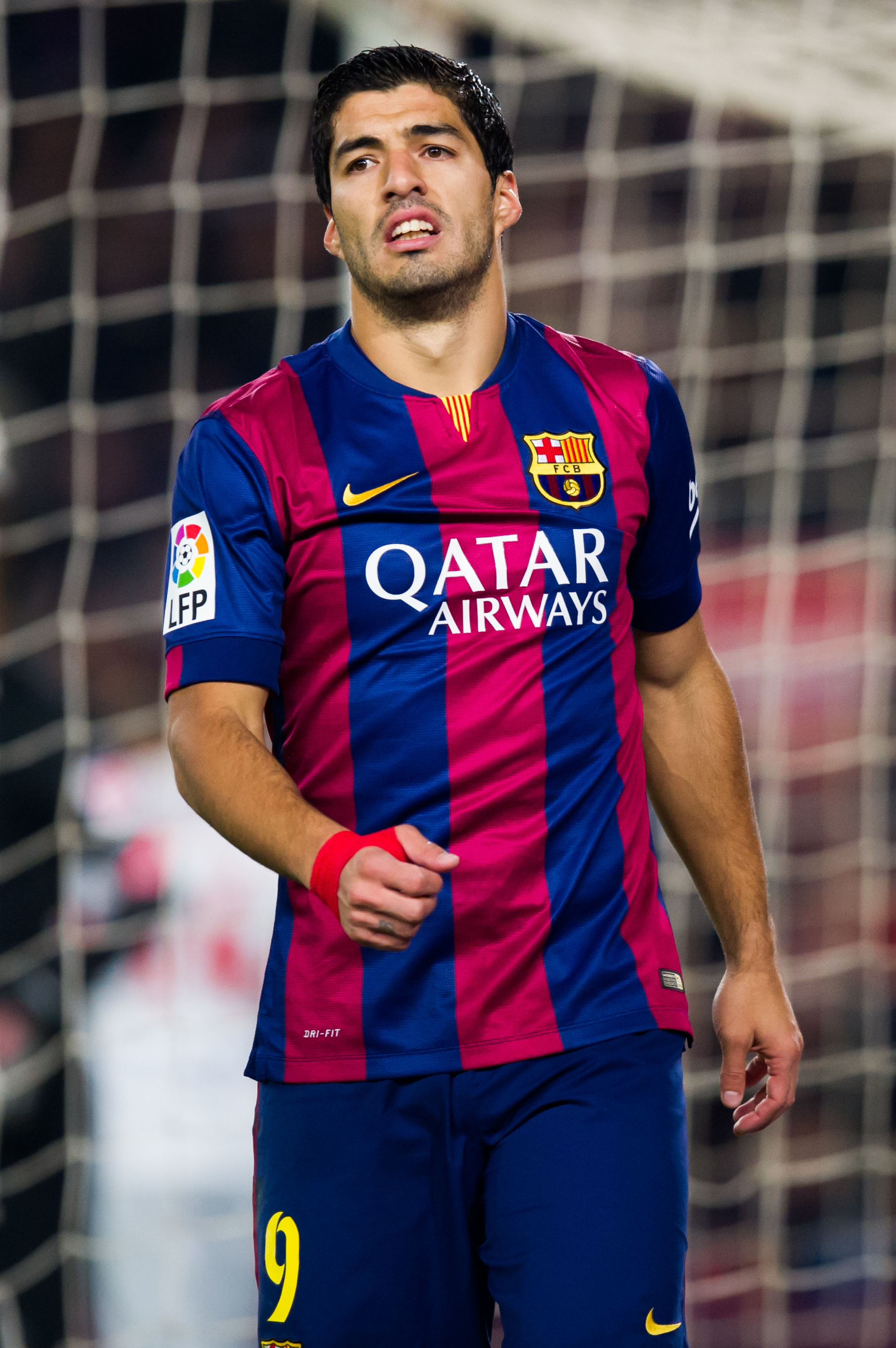 There's no reason to be concerned about how Luis Suárez is performing at Barcelona