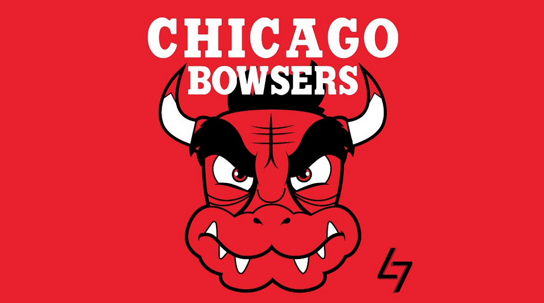 Classic video games make the best NBA logos