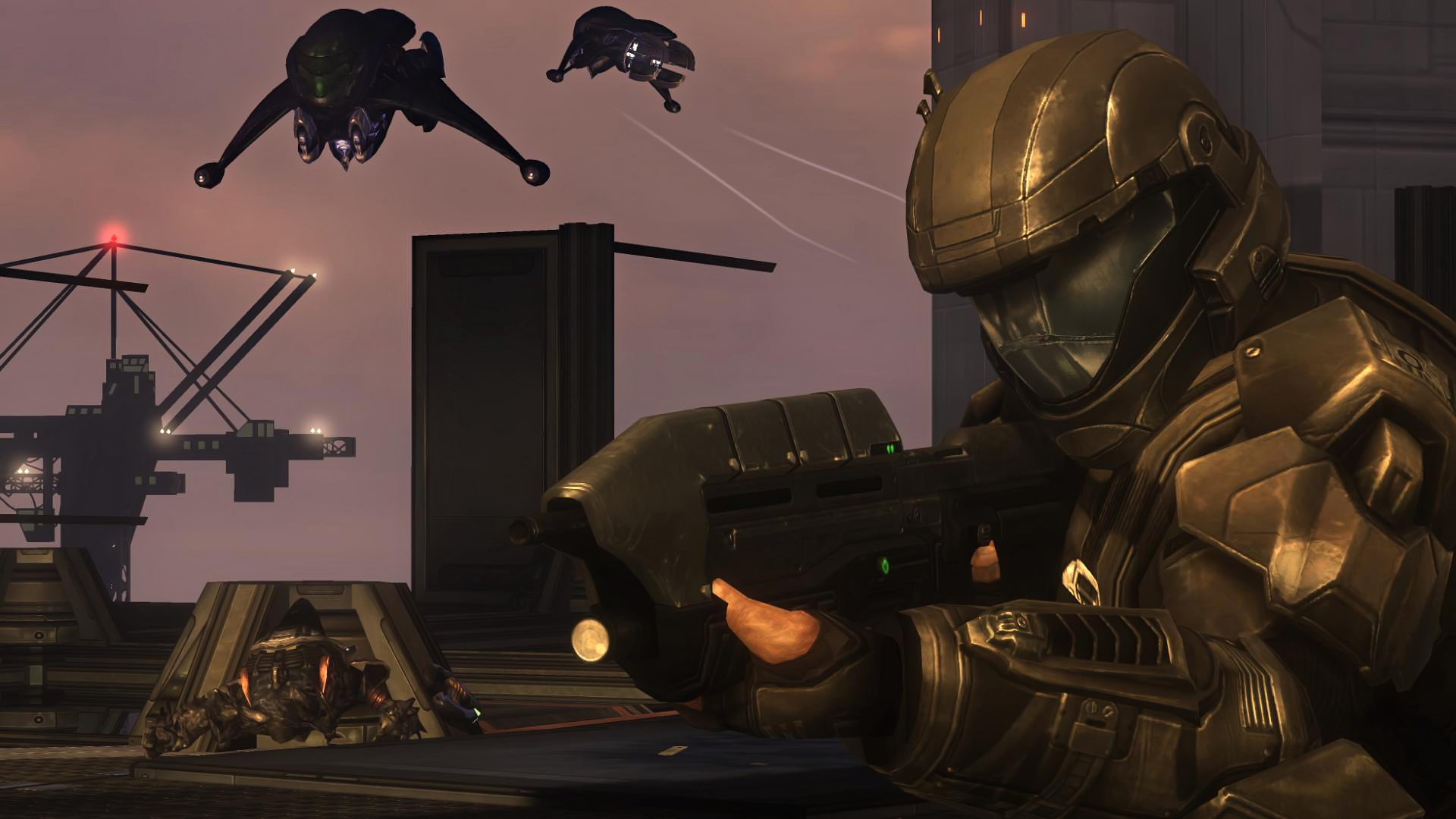 New Halo novel coming in March, starring ODST's main character