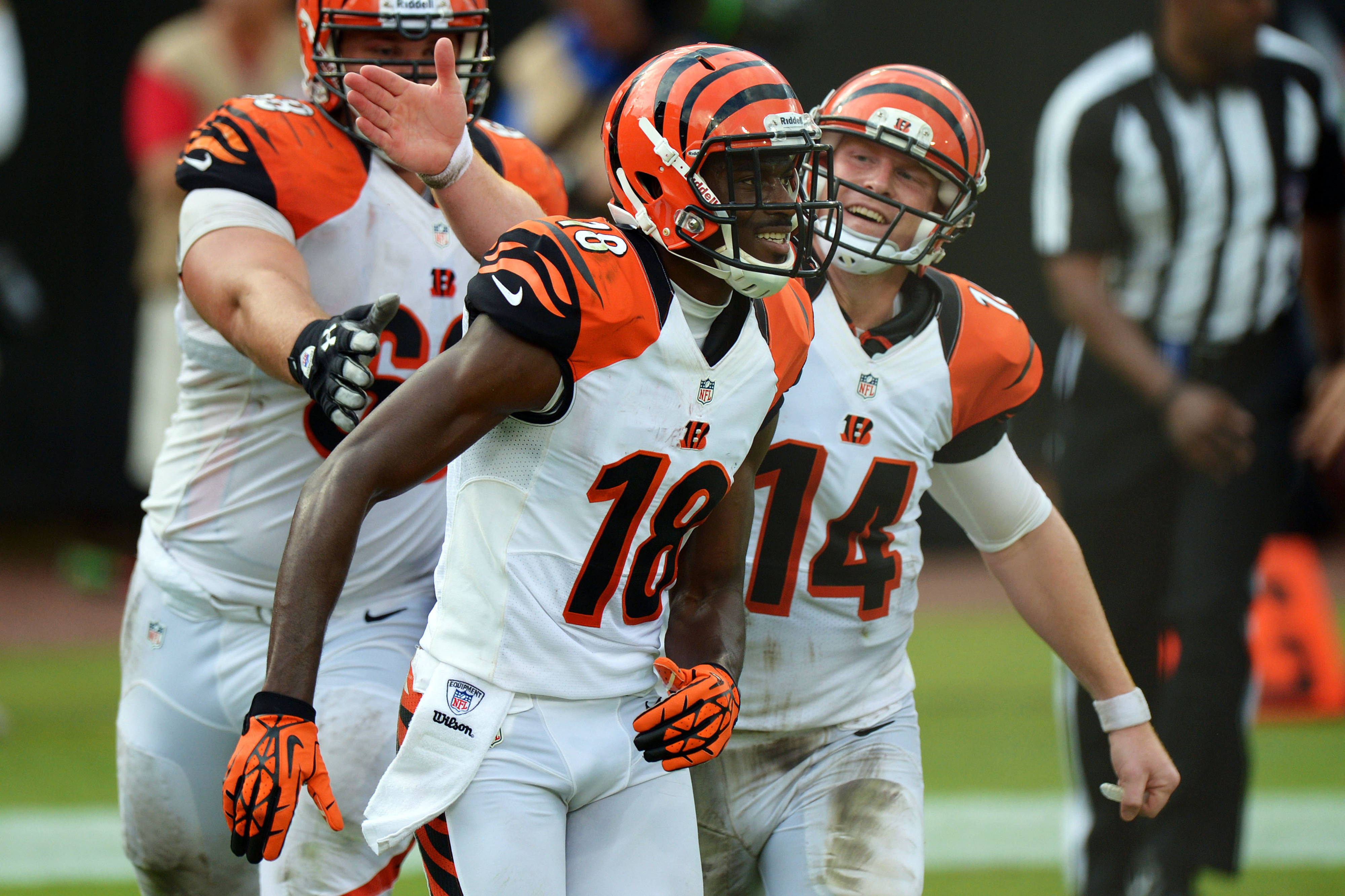 Andy Dalton and A.J. Green are going to be a very difficult tandem for the Cowboys to take down.