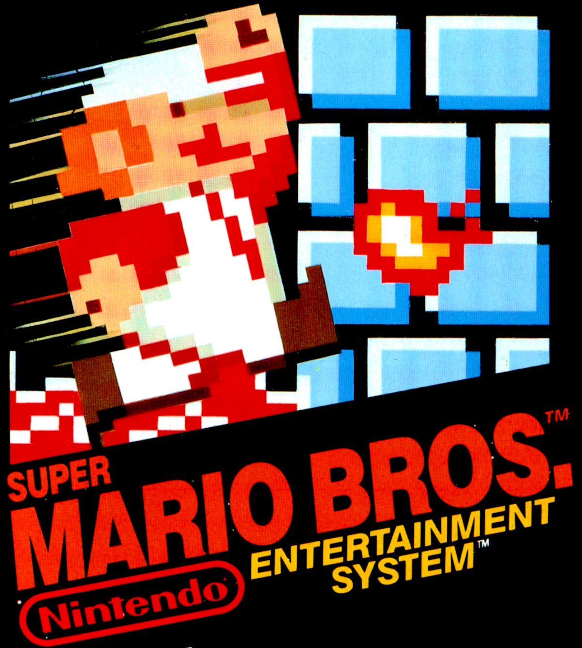 Why didn't you tell me about this Super Mario Bros. cheat?