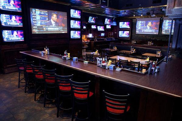 Christies Sports Bar.