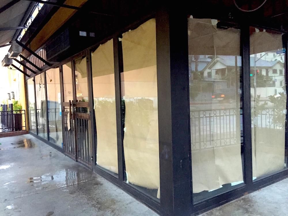 Cafe Buona Echo Park