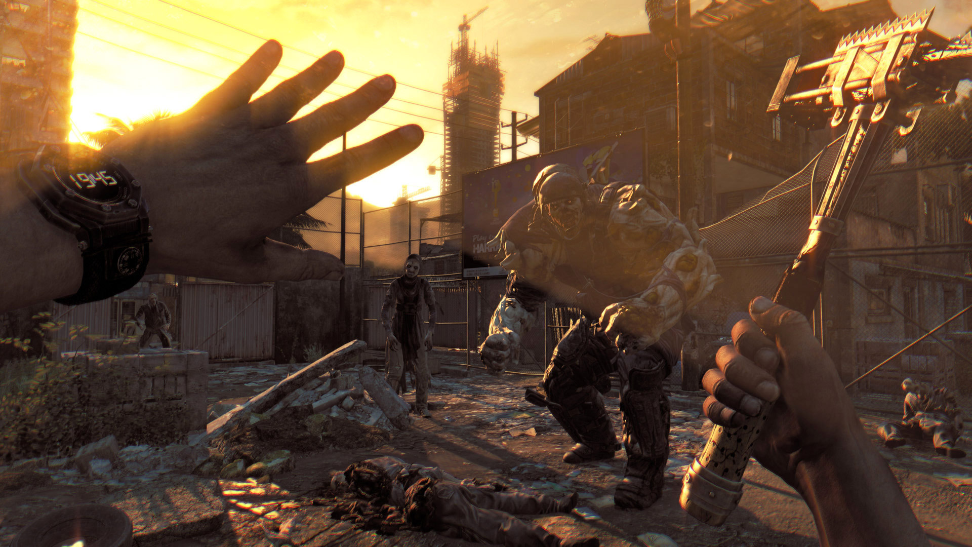 Dying Light in VR is terrifying, but also unfinished and unpolished