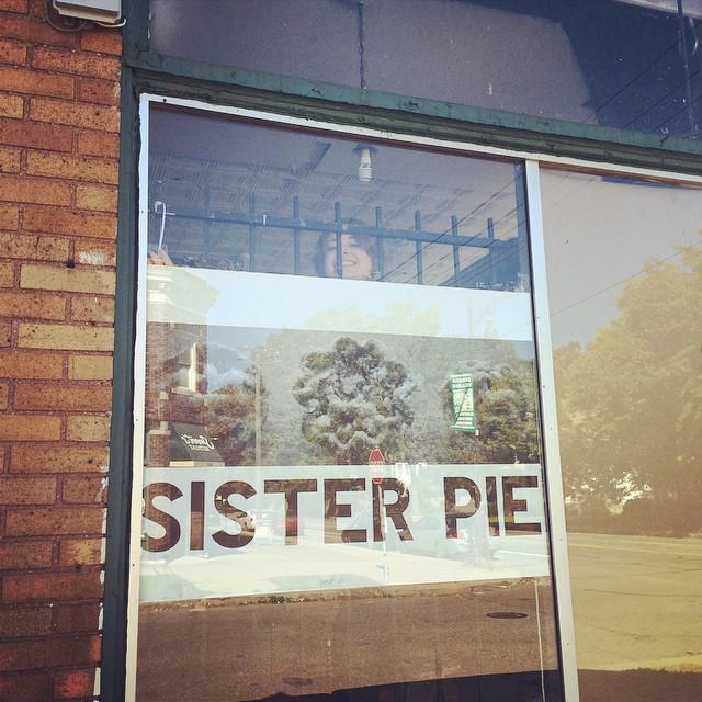 Sister Pie.